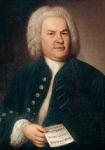Портрет Баха (1746)