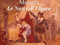 Моцарт - Свадьба Фигаро. Увертюра