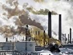 Американские ученые пришли к выводу, что грязный воздух приводит к снижению умственных способностей и к повреждению мозга